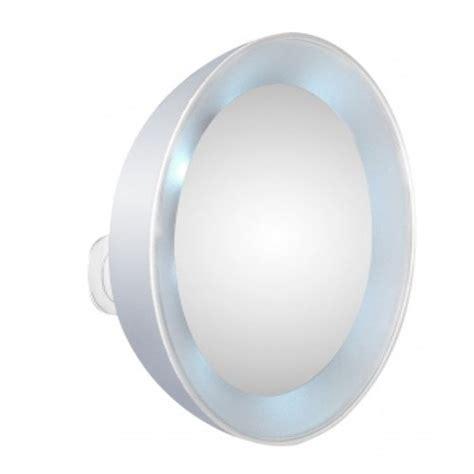 tweezerman 15x lighted mirror led lighted 15x magnifying mirror tweezerman