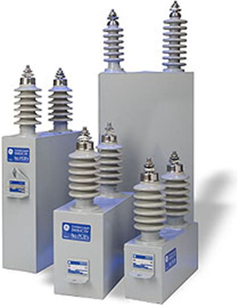 hv capacitors hv mv equipment capacitors ge grid solutions