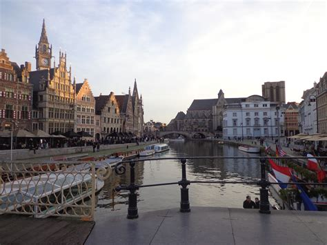 Car Rental Amsterdam To Belgium Let S Go On A Road Trip The Fairytale Cities Ghent