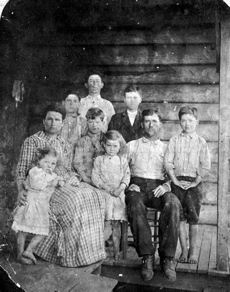 Row Records Family Portrait Florida Memory A O Bryan Family Portrait