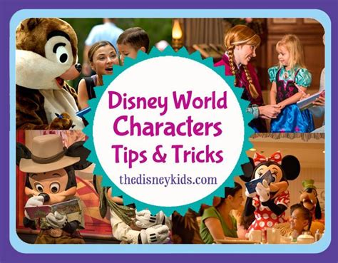 250 tips and tricks for walt disney world resort books walt disney world character meet greet tips tricks