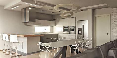 la cucina di d render interni proposte di arredamento di interni varie