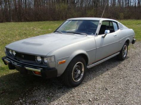 1976 Toyota Celica Liftback For Sale Sell Used 1976 Toyota Celica Gt Liftback In Wickliffe