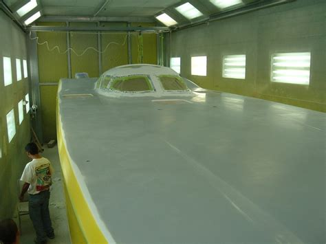 boat paint booth boat is in the paint booth offshoreonly