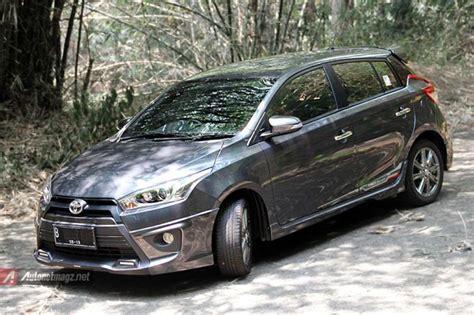 Stiker Mobil Trd Sportivo 6cmx40cm review dan test drive toyota yaris s trd sportivo 2014 the knownledge