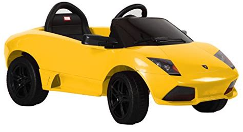 7 Gorgeous Lamborghini Ride On Cars for Toddlers!