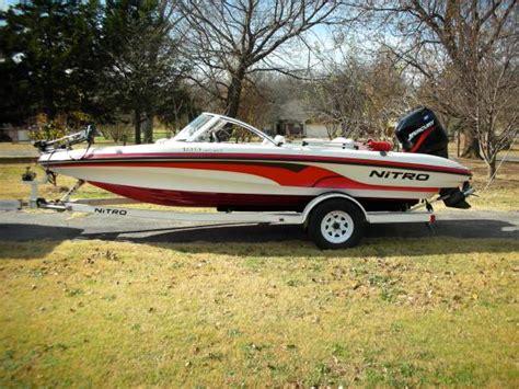 nitro boats okc 189 nitro sport for sale