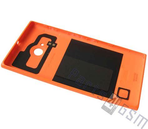 5 11 Orange Cover Orange nokia lumia 730 back cover orange 02507z5 parts4gsm