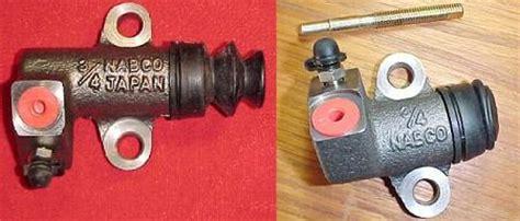 Power Lifier H1601 Original tech wiki hydraulic clutch datsun 1200 club