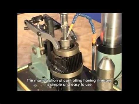 cylinder honing machine hma  youtube