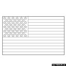 american flag template american flag coloring template coloring for