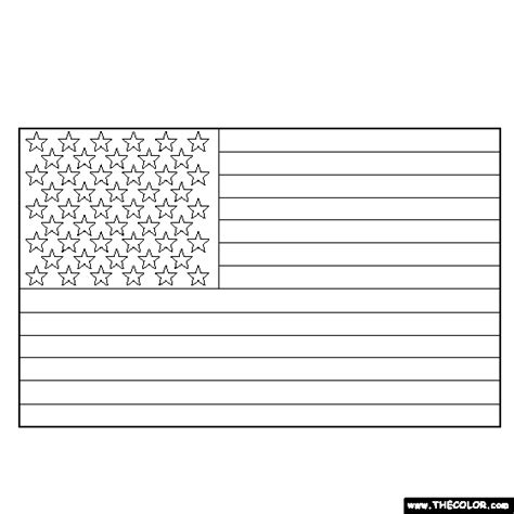 gallery for gt flag coloring pages