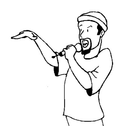 imagenes de amor hip hop para dibujar cantante de rap