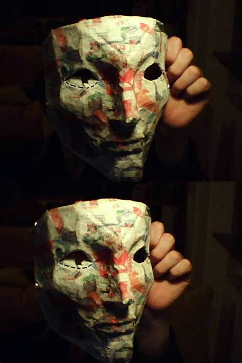 How To Make A Paper Mache Bust - best 25 paper mache mask ideas on paper mache