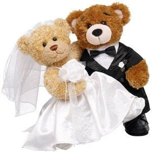 wedding bears great wedding gifts flower and on