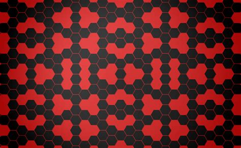 pattern full hd wallpaper background black and red hexagon full hd wallpaper and