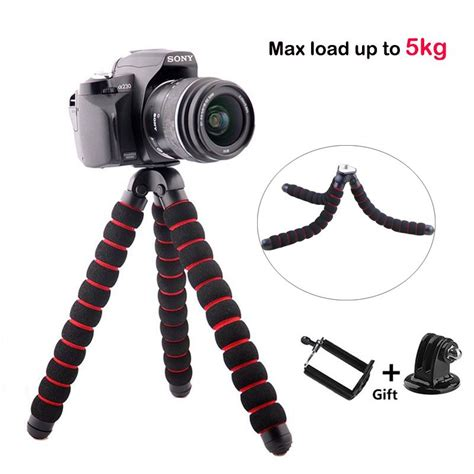 Gorillapod Tripod Mini Mini Holder U mini tripod gorillapod type monopod tripod leg load bearing to 5kg for iphone