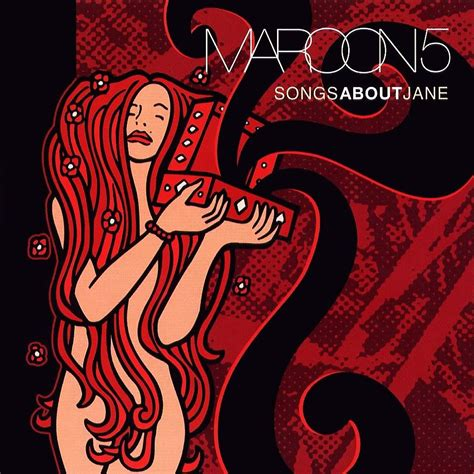 maroon v album maroon 5 songs about jane lyrics and tracklist genius