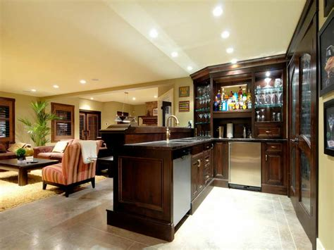 bar in kitchen ideas ideas kitchen bar basement room design ideas basement