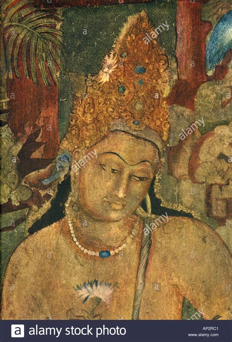fresco indian fresco ajanta caves indian buddhist wall painting