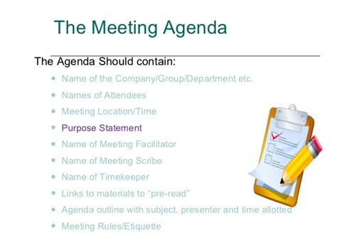 sle sales meeting agenda how to plan and lead a meeting for maximum results