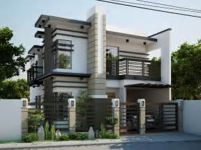 architecture house designs two storey home design that will your mind design