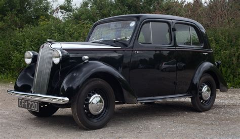 Vehicle Types In Uk by 1939 Vauxhall 10 Quot H Quot Type Maintenance Restoration Of