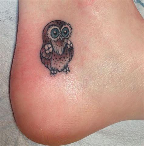 tattoo owl small my little owl owl tattoo body art pinterest