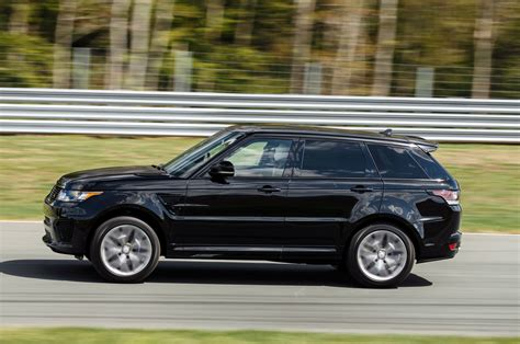 range rover svr 2015 land rover range rover sport svr first drive review