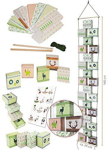 Ausgefallene Len by Weihnachtskalender Als Adventskette 24 Boxen Schachteln