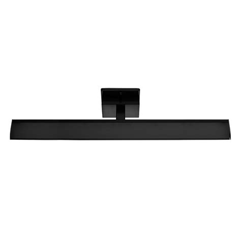 Eglo Tabiano Matte Black Led Bathroom Light 202075a Black Bathroom Light