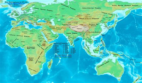 european asian map world history maps by lessman