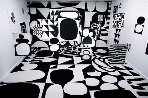 design milk photography a bold black white exhibition in denmark design milk