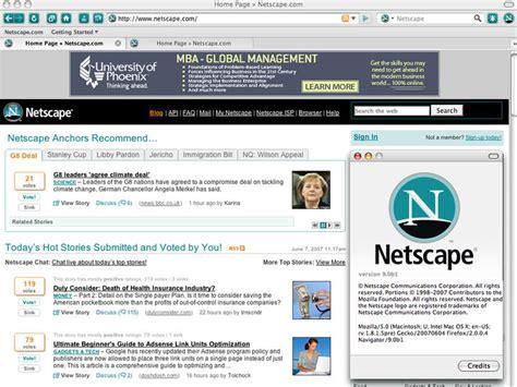 aol netscape 10 cool things aol could do with netscape com techradar