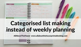 putting god 52 week planner books using a kmart lists book to plan your week 52 planners in