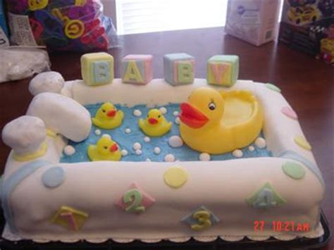 baby bath tub shower 13 duck baby shower cakes you must see cutestbabyshowers