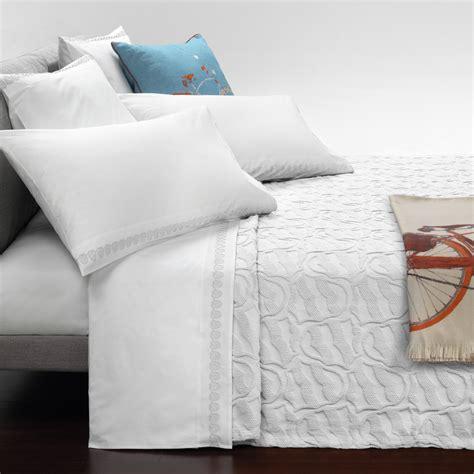 White Duvet Cover King Buy Trussardi Casato Embroidery Duvet Cover Set White