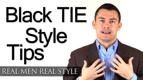 what hairstyles r in fo black tie event how to wear a tuxedo black tie style tips men s formal