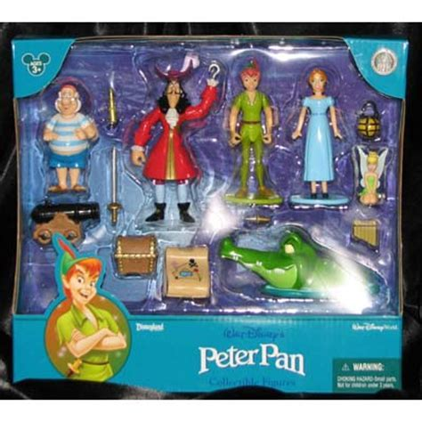Your WDW Store   Disney Figurine Set   Peter Pan