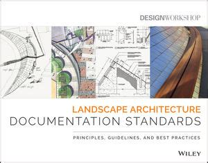 Landscape Architecture Books Pdf Wiley Landscape Architecture Documentation Standards
