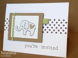 bellalistona baby shower invitations