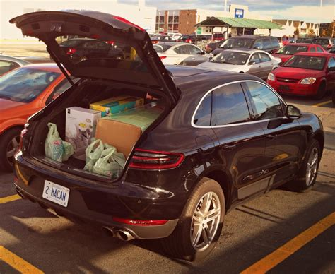 Porsche Macan Trunk Space by Capsule Review 2015 Porsche Macan S The Truth About Cars