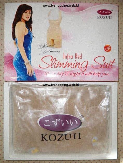 Korset Pelangsing Olla Ramlan kozui slimming suit asli jaco tv shopping