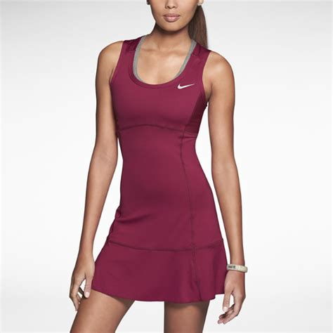 Tannia Dress by Nike Flouncy Knit S Tennis Dress Tennis