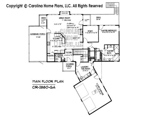 large ranch floor plans large contemporary ranch style house plan cr 2880 sq ft