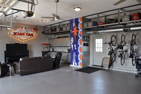 how to organize a garage how to organize garage eclectic with san francisco heating