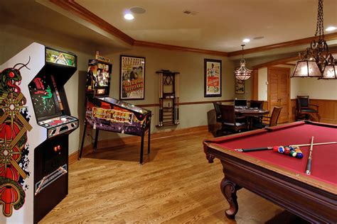 pool room decor how to transform an empty space into a game room