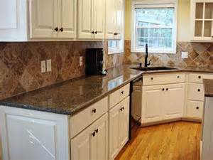 How To Tile A Kitchen Backsplash by Soap Dish Sba103travertinetile Backsplash Modern Kitchen