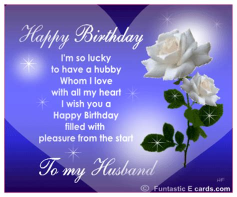 Happy Birthday Quotes To Husband Entertainment Birthday Quotes For Husband