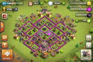 This is a farming layout for obvious reasons the town hall left